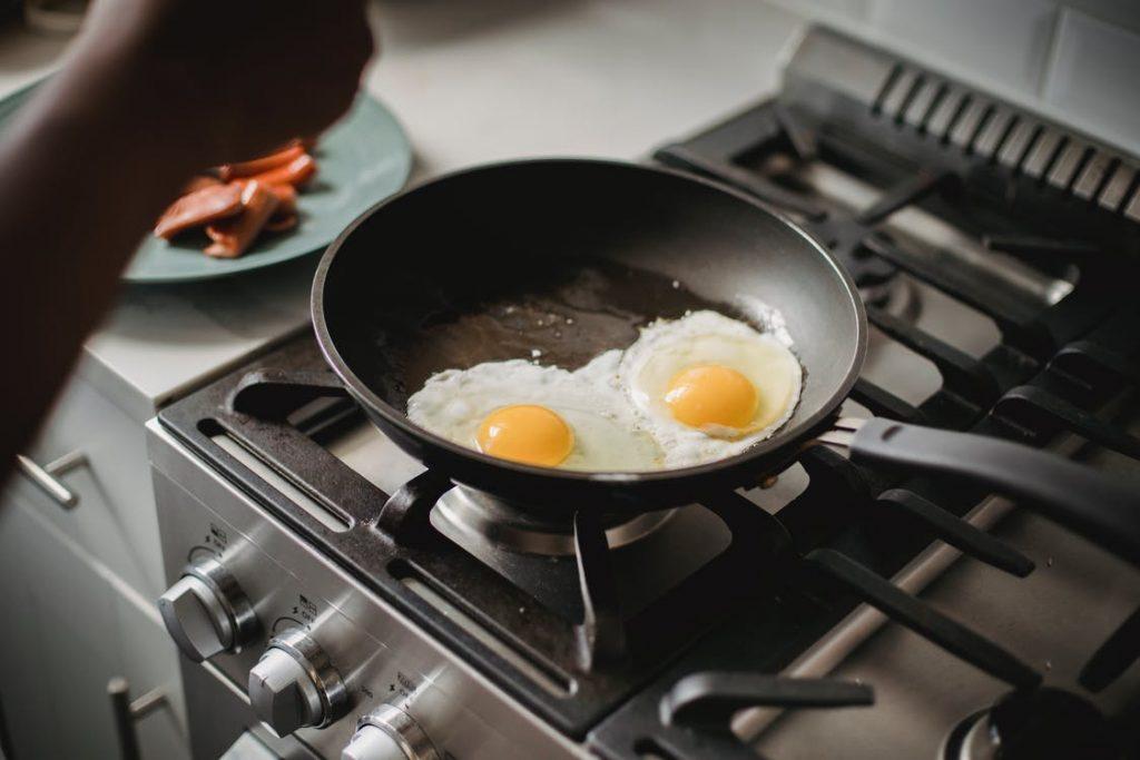 Image of breakfast food